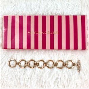 Victoria's Secret Angel Chain Link Bracelet